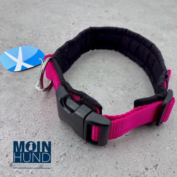 AnnyX - Steckhalsband - Fun Pink
