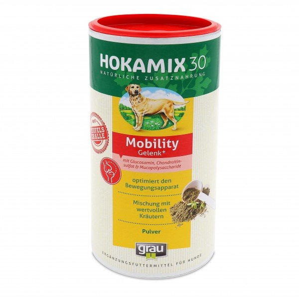 Grau - Hokamix30 Mobility 750g