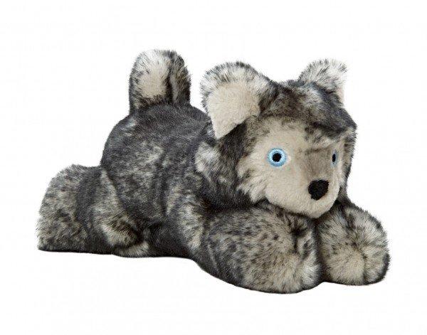 Bianca - the Baby Wolf - Fluff & Tuff
