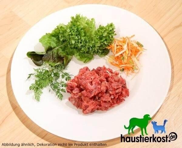 Rindermuskelfleisch - Haustierkost
