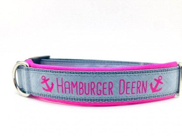 "Hundehalsband ""Hamburger Deern"""