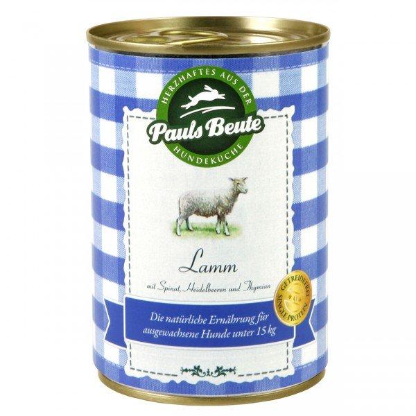 Pauls Beute Lamm