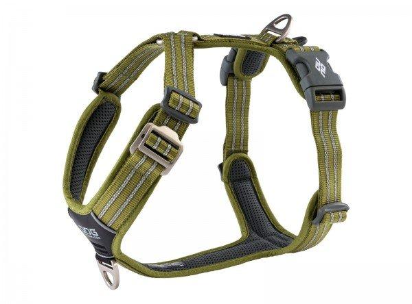 "Comfort Walk Harness Air ""VERSION"" 2020 - Hunting Green"