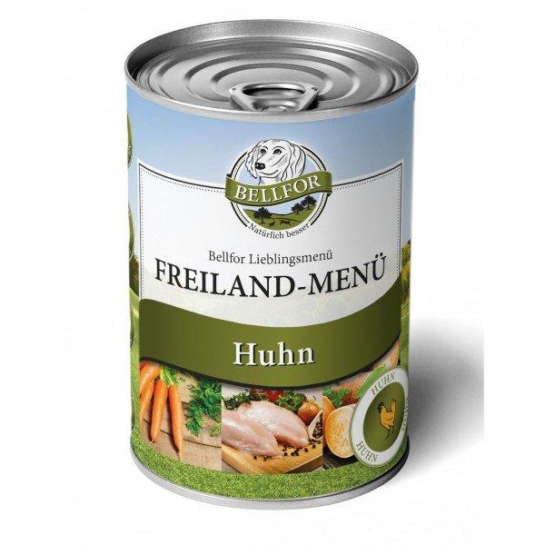 Bellfor - Freiland - Menü Huhn
