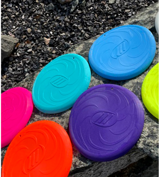 Moby Soft Frisbee