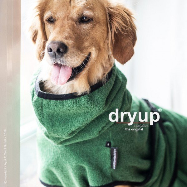 Dryup Cape - Dark Green