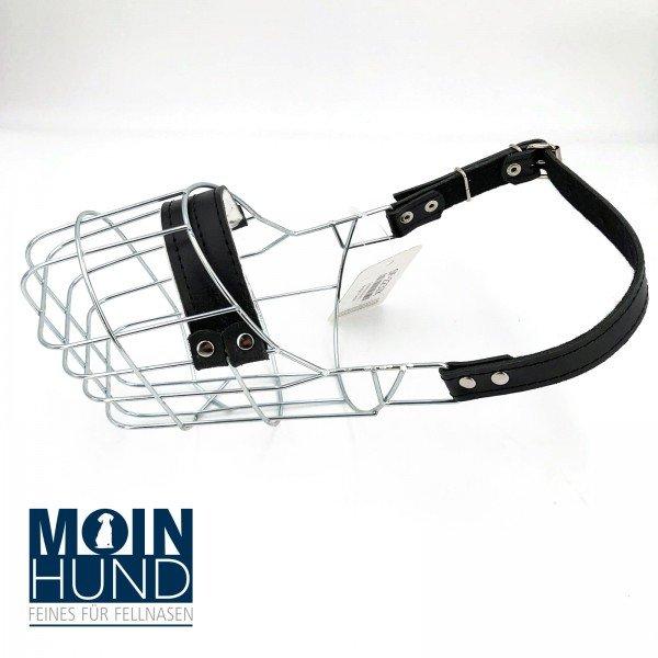 Safety First - Drahtmaulkorb Beagle Hündin