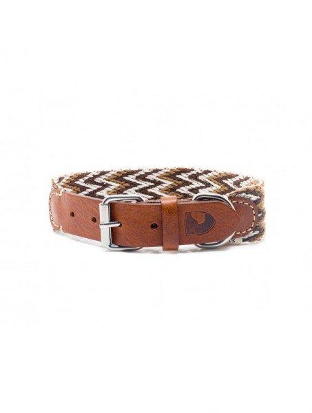 Buddys Dogwear - Peruvian Brown Halsband