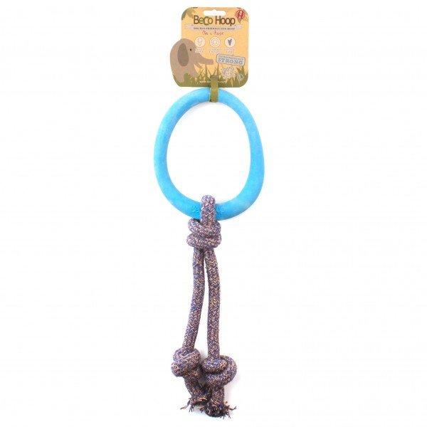 Pet - Hoop on a Rope - Blau