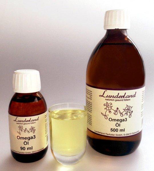 Lunderland - Omega 3 Öl