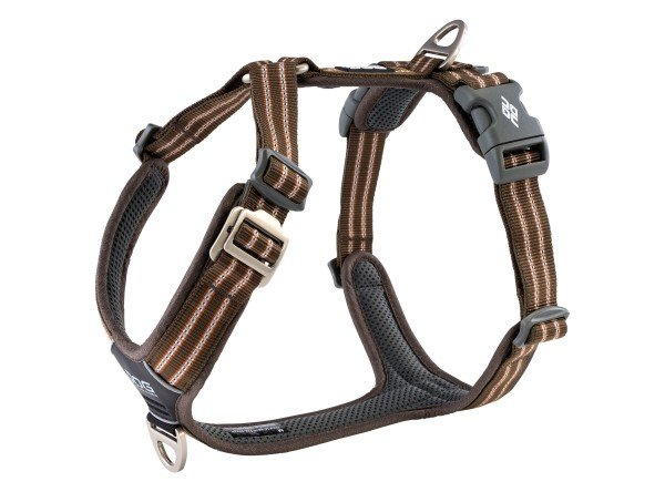 "Dog Copenhagen - Comfort Walk Harness Air ""Version"" 2020 - Mocca"