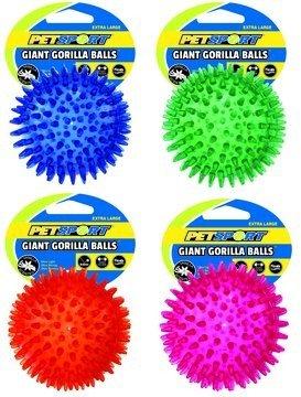 PetSport - Gorilla Ball rot-orange