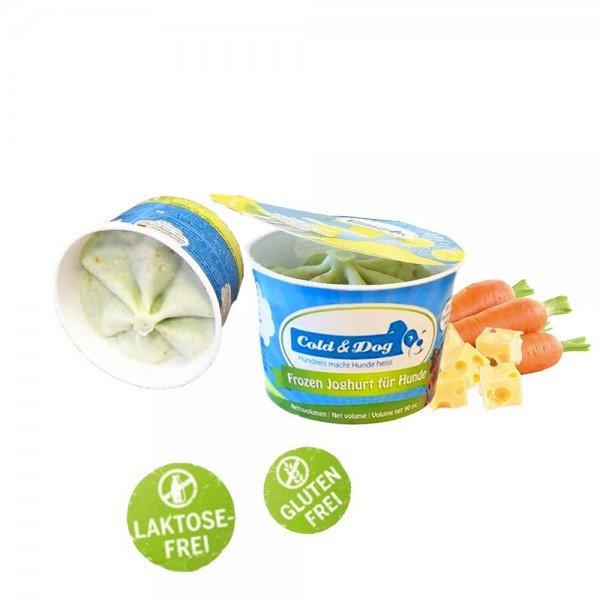 Frozen Joghurt mit Käse (Bio)
