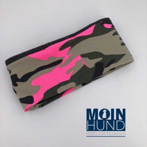 Loop Camouflage-Pink