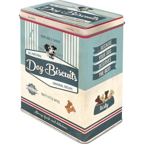 Dog Biscuits - Leckerliedose Large
