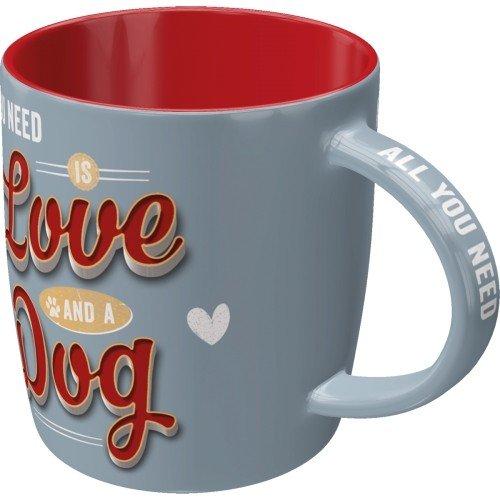 Tasse - Love Dog