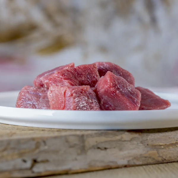 Rindfleisch mager