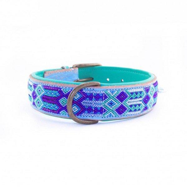 Hundehalsband Blue L4