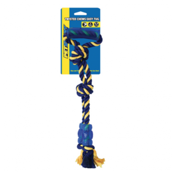 Twisted Monster 50 cm Rope With Tpr Handle