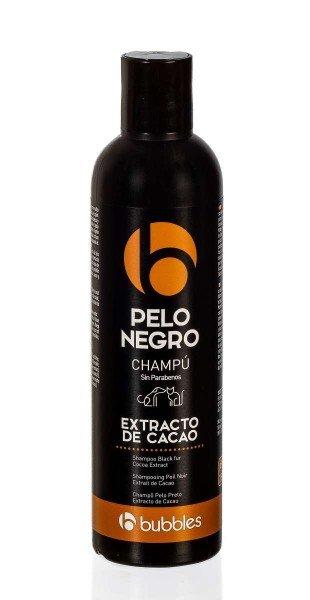 Hundeshampoo für dunkles & schwarzes Fell