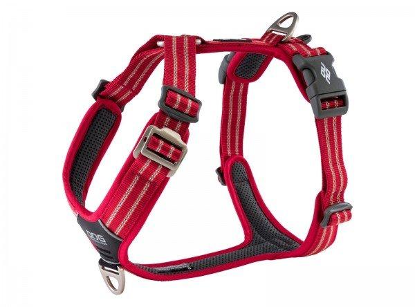 "Dog Copenhagen - Comfort Walk Pro Harness - ""Version"" 2020 Classic red"