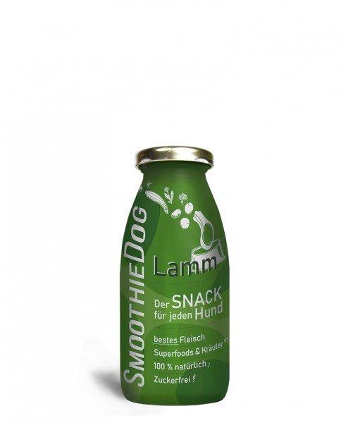 Lamm - Smoothie für den Hund