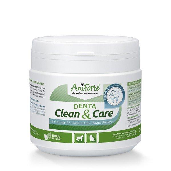 Denta Clean&Care Zahnstein-Ex Pulver für Hunde & Katzen