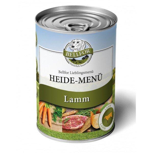 Bellfor - Heide - Menü - Lamm
