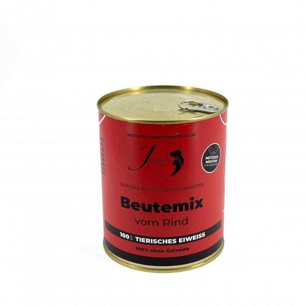 BeuteMix vom Rind 800g - DOSE