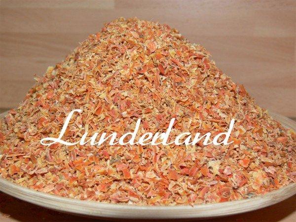 Lunderland - Mohrrübenraspel