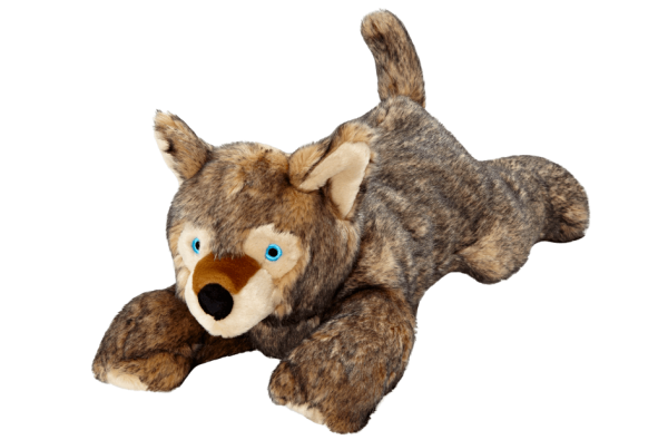 Fluff & Tuff - Lobo the Wolf Puppy