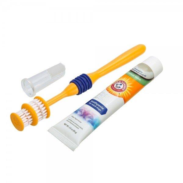 Arm & Hammer - 360° Zahnpflegeset für Hunde