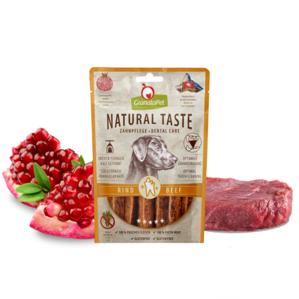 Granata Pet - Natural Taste - RIND ZAHNPFLEGE