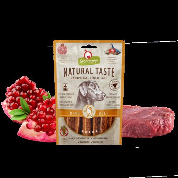 Natural Taste - RIND ZAHNPFLEGE