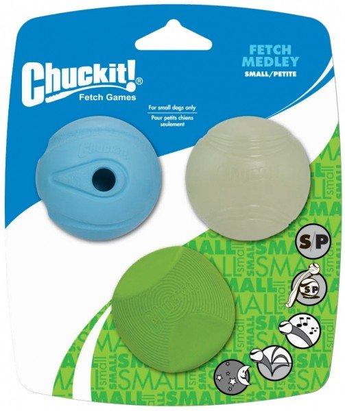 Chuckit - Fetch Medley 3er Pack