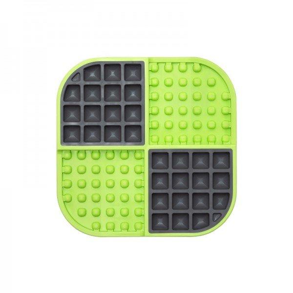 LickiMat - Buddy Slomo - Grün