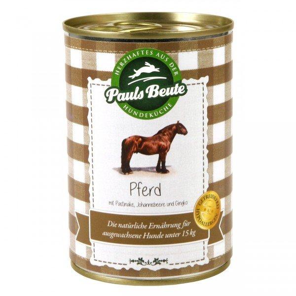 Pauls Beute - Pferd
