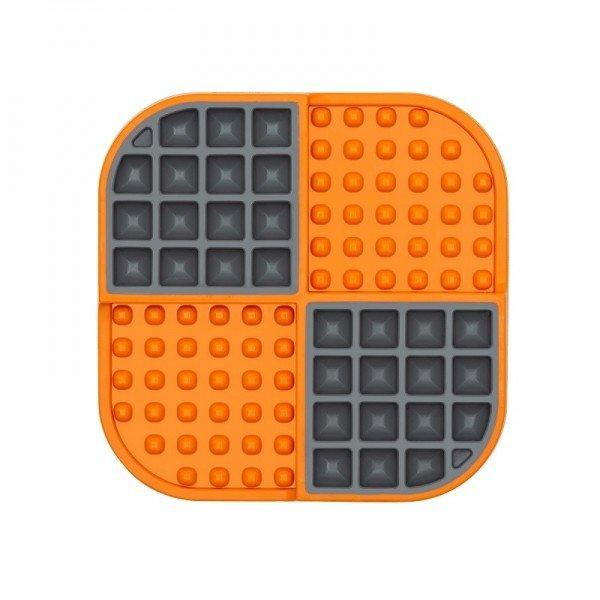 LickiMat - Buddy Solo - Orange