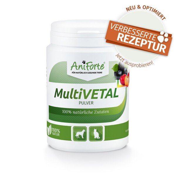 Aniforte - Multivetal Pulver 100g