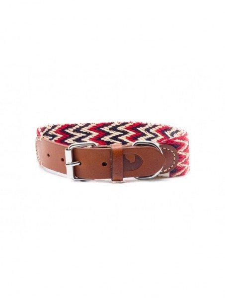 Buddys Dogwear - Peruvian Red Halsband