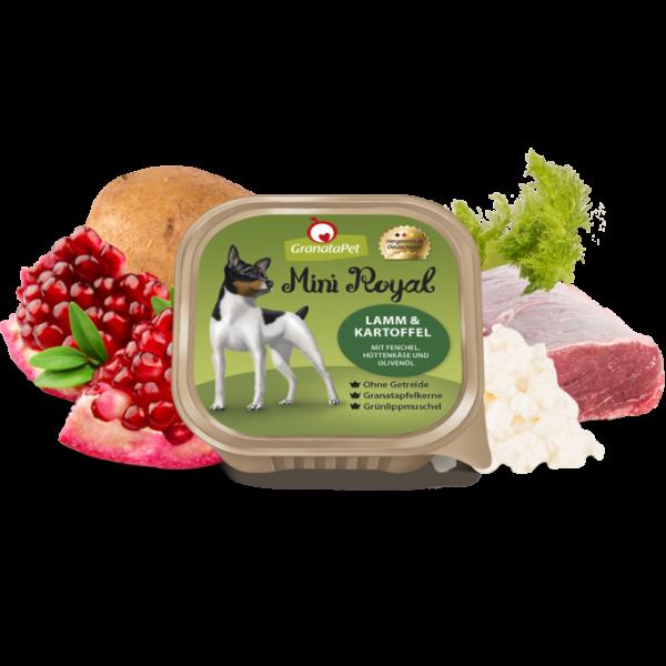GranataPet - Mini Royal Lamm & Kartoffel