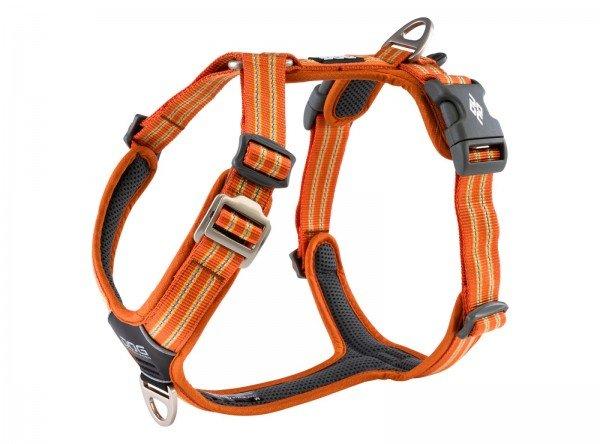 "Dog Copenhagen - Comfort Walk Pro Harness - ""Version"" 2020 Orange Sun"