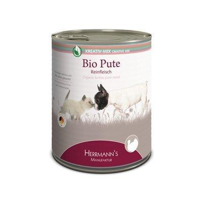Herrmann´s Manufaktur Bio Pute - Reinfleisch 400g