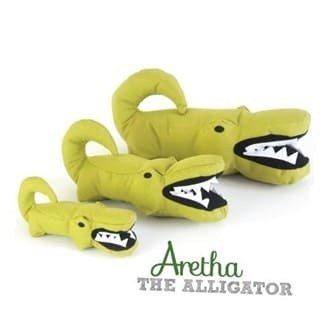 Aretha - Der Alligator