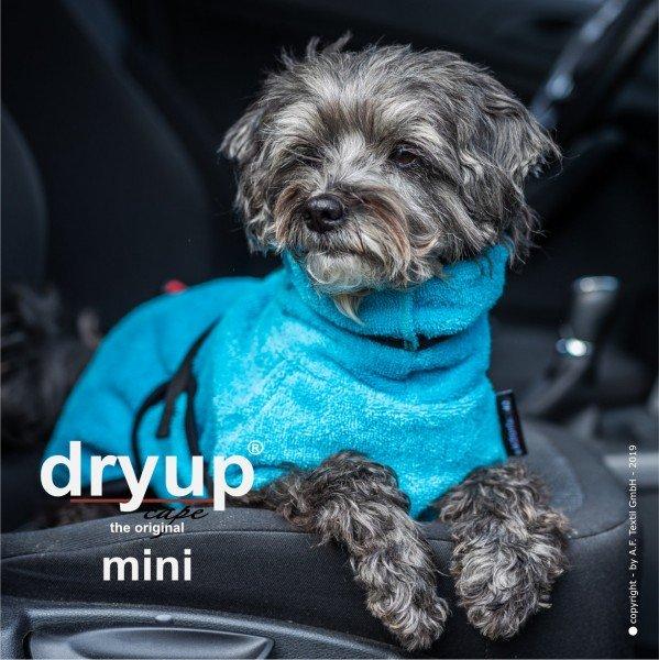 Dryup Cape - Cyan