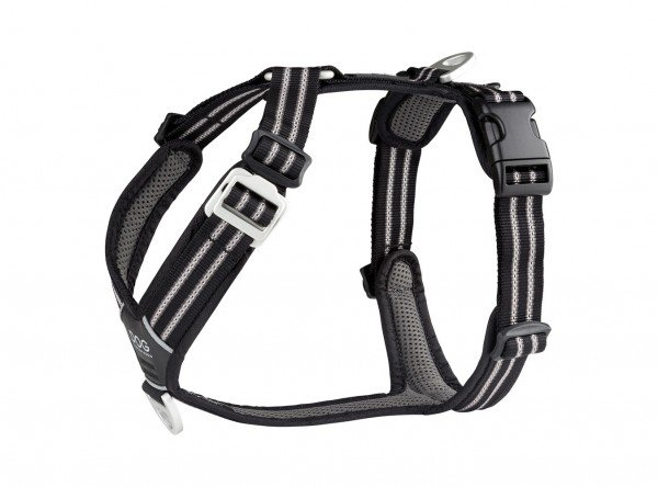 Comfort Walk Harness Air - Black