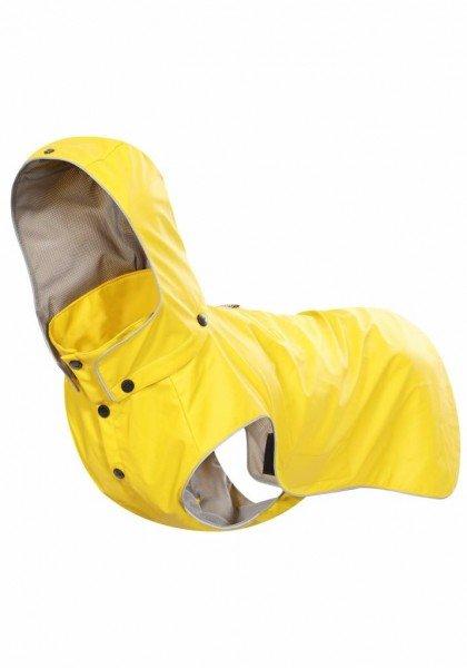 Hunde Regenmantel Stream - gelb
