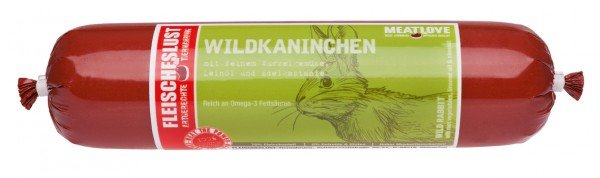 Wildkaninchen mit Wurzelgemüse
