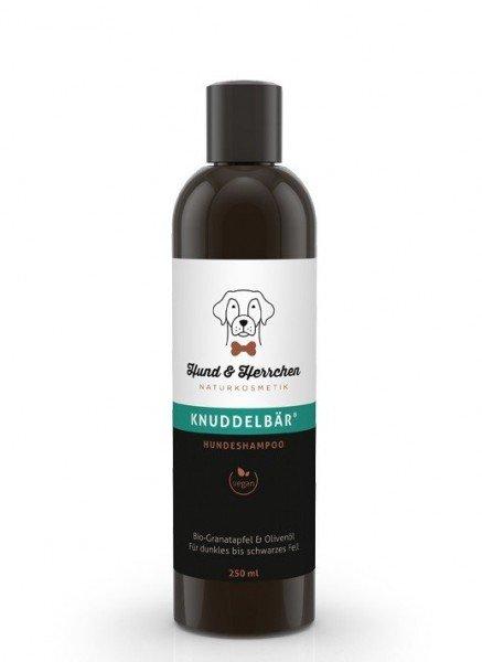 "Hundeshampoo ""Knuddelbär"""