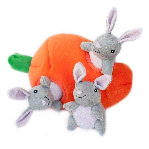 Zippy Burrow - Bunny´n Carrot